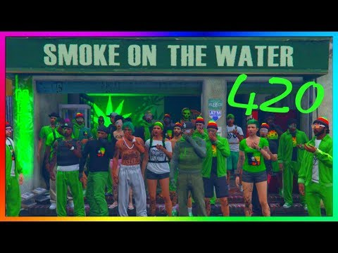 GTA Online Happy 420 Day 2018 Weed Content Update TODAY - NEW GTA 5 Bonuses, Money Discounts & MORE!