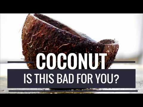 Is coconut oil good or bad for your health?