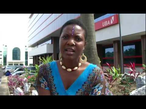 Ghana Tour Oct 2011: Investment Accounts at UBA
