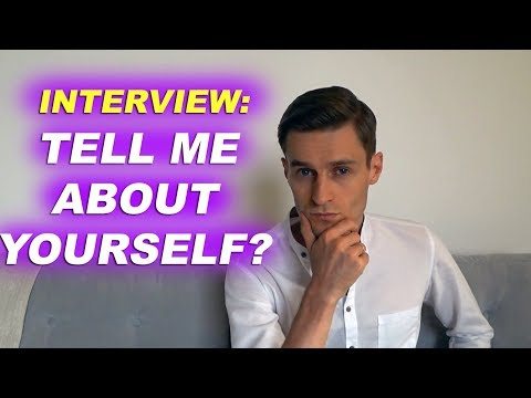 Job in Dubai: Tell me about yourself - The perfect answer!