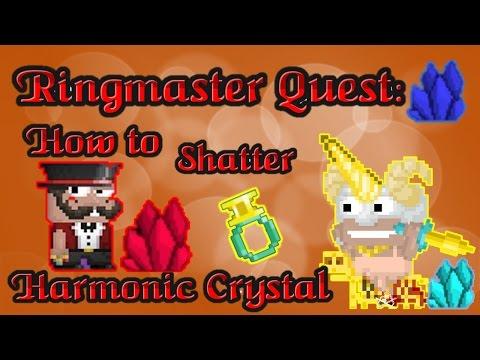Growtopia | Carnival Guide: Shatter Harmonic Crystal Easy Method!