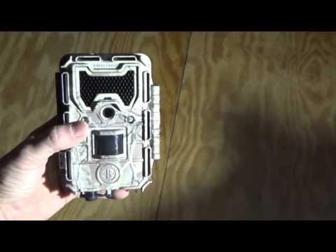 Bushnell Trophy Cam HD Aggressor Set Up & First Testing