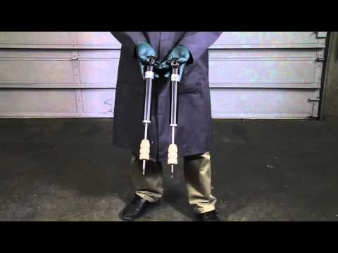 Mercedes Comfort verses Heavy Duty Bilstein Shock Absorbers: Discussion and Live Demo