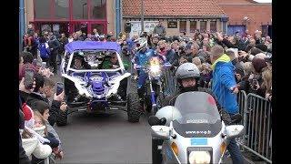 prologue Adrien Van Beveren  DAKAR 2018  HD