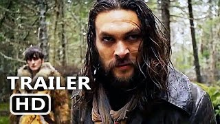 FRONTIER Official Trailer (Jason Momoa - 2017) HD