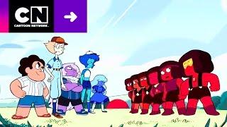 Al Diamante | Steven Universe | Lo que viene | Cartoon Network