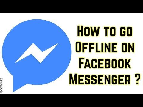 Appear offline on Facebook Messenger (Cydia)