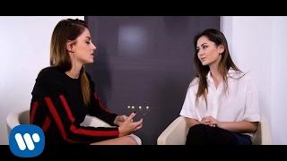 #WarnerSquad - Jasmine Thompson interviewed by Annalisa