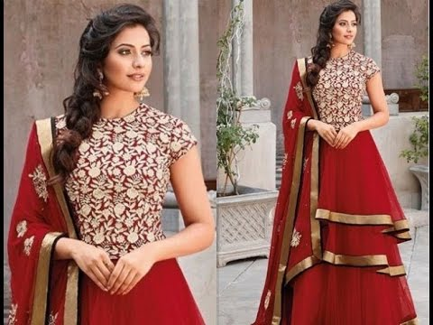 Best Trendy & Easy Hairstyle Ideas for Anarkali Suit