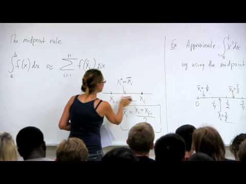Math 2B. Calculus. Lecture 03. Definite Integral.