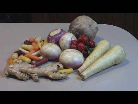 Root Veggie Soup in Instant Pot Pressure Cooker