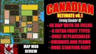 The Moris Country Map v17 for FS 17 Farming Simulator 17