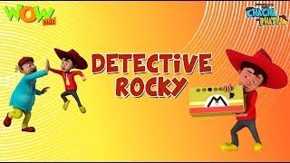Detective Rocky - Chacha Bhatija - 3D Animation Cartoon for Kids - As seen on Hungama