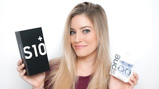 Download Samsung Galaxy S10+ 1TB Unboxing! Video