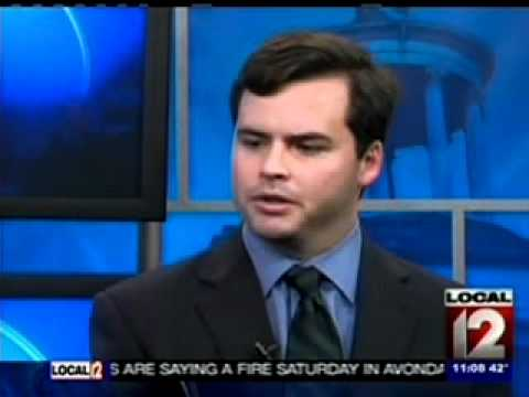 Cincinnati Subway discussed on Channel 12 Newsmakers 2-13-11