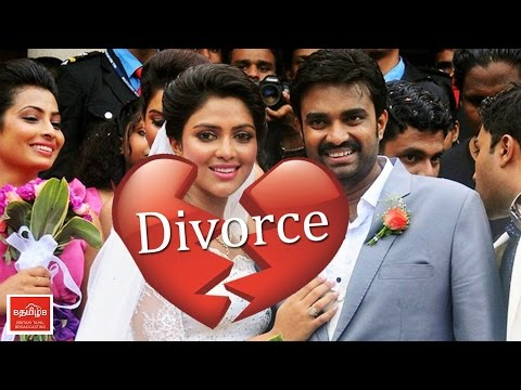 Chennai family court granted divorce for Actress Amala Paul   Director AL  Vijay couple