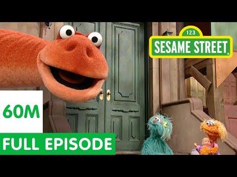Dinosaur on Sesame Street | Sesame Street Full Episode