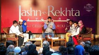 Jashn-e-Rekhta 2016: Baitbazi