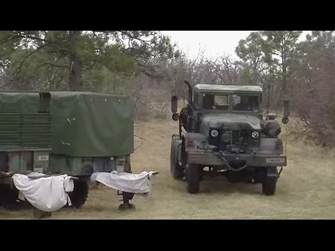 How Surplus Military Trucks and Trailers Continue To Fulfill Their Mission