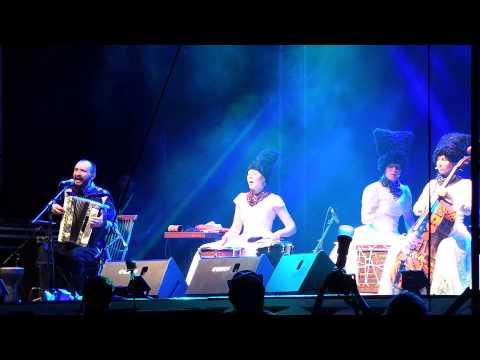 Dakha Brakha Rainforest World Music Festival