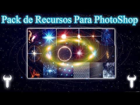 Pack de Recursos para PhotoShop