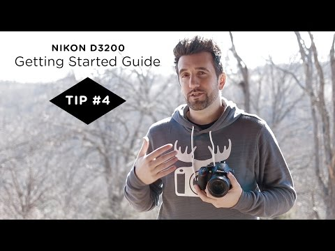 Nikon D3200 Guide - Tip #4 - Image Quality Settings