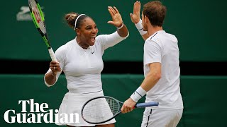 Wimbledon day eight: Murray and Williams march on but Konta crashes out