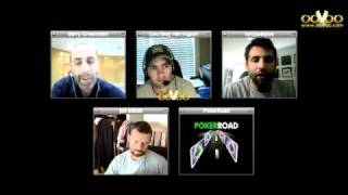 PokerRoad Radio Video with Tom Marchese