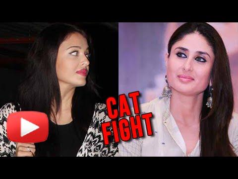 Xxx Mp4 PREGNANT Kareena Kapoor DISSES Aishwarya Rai CATFIGHT 3gp Sex