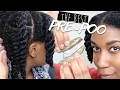 BEST Pre-Poo Routine For Natural Hair - Aloe Vera | All Textures - Scalp to Ends