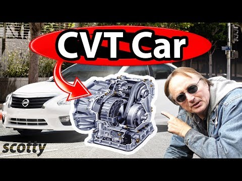 Should You Buy a CVT Transmission Car (How It Works)