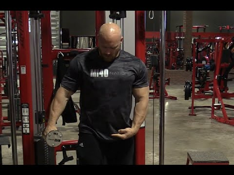 Why you're NOT doing Side Raises completely right - Pro Bodybuilder Ben Pakulski