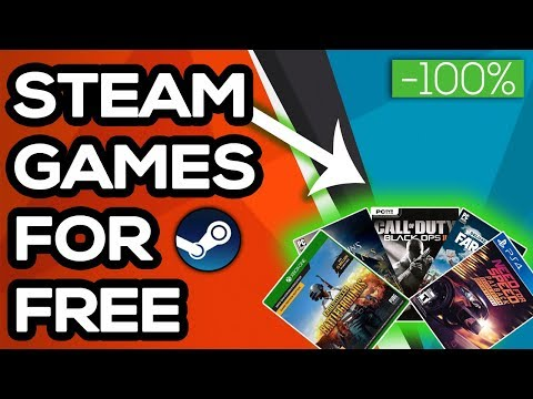 How to play steam games for free 2018