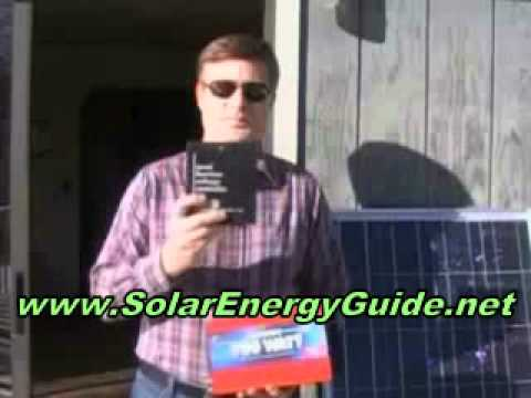 How to Make Solar Panels - Making Your Own Solar Panel at Home