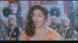 Madhuri Dixit dance - mera piya ghar aaya FULL SONG from Yaraana