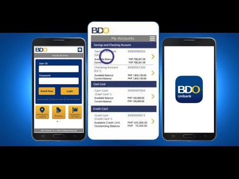 How to Regester BDO online Banking While you are in Abroad