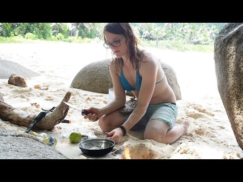 Wild Cooking - Tropical Fish (Tropical Island Part 8 of 14)