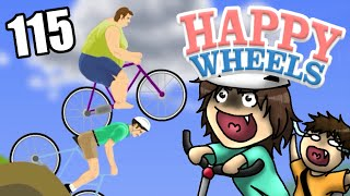 LA GARA IMPAZZITA! - Happy Wheels [Ep.115]