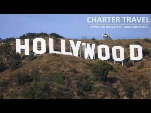 Charter Travel - Holidays to California