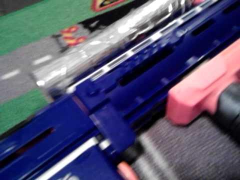 homemade scope for nerf gun