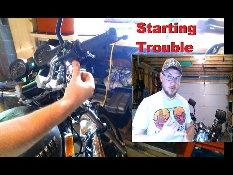 Troubleshooting Motorcycle Ignition. 1982 Yamaha xj550 maxim