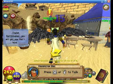 Wizard101 how to get a cheap permanent mount