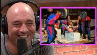Joe Rogan Reacts to Strength Feats By Christian Power Team
