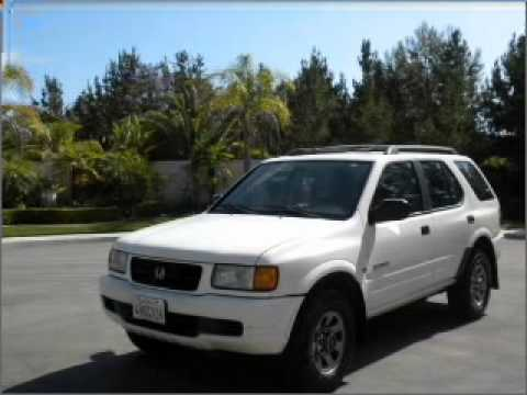 1998 Honda Passport - Costa Mesa Ca