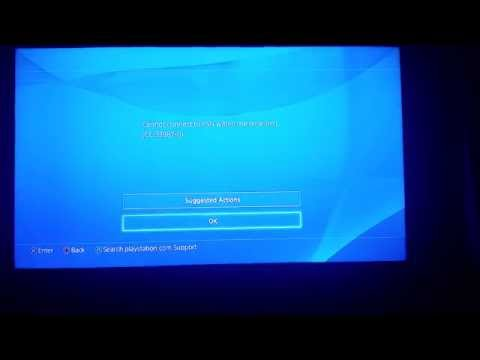 how to sign in on ps4 after DDOS attack Fix !!