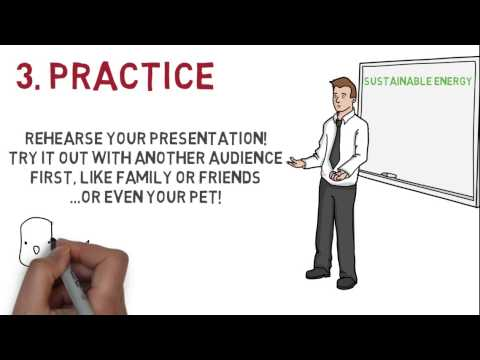 Oral Presentation: Planning and Delivery