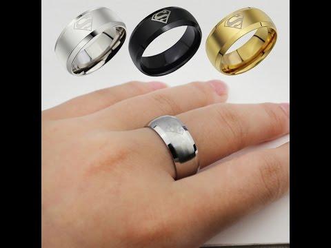 Amazon Superman Ring