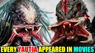 Every Exotically Grotesque Predator (Yautja) Featured In Movies - Explored In Detail
