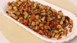 Homemade Potato Hash Recipe Laura Vitale Laura In The Kitchen Episode