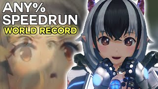 Xenoblade 2: Any% Speedrun in 3:57:40 (World Record with Commentary)